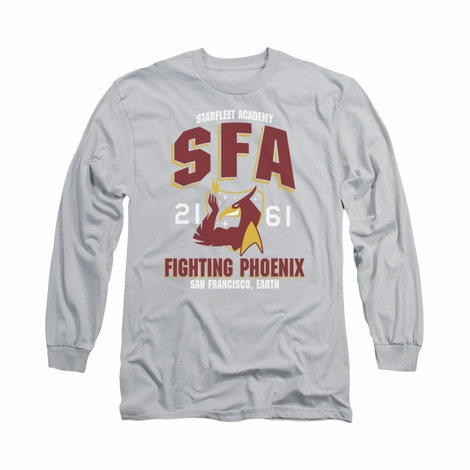 Star Trek SFA Fighting Phoenix Long Sleeve T Shirt