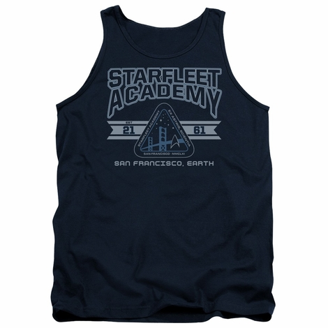 Star Trek Starfleet Acad 2161 Tank Top