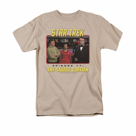 Star Trek The Savage Curtain T Shirt