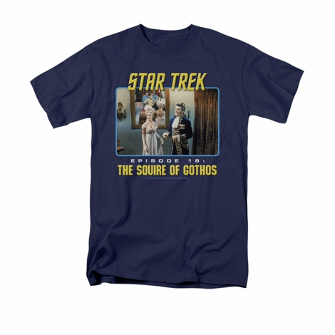Star Trek The Squire Of Gothos T Shirt