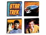 Star Trek Tile Magnet Set