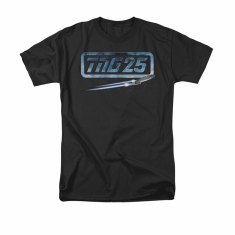 Star Trek TNG 25 Enterprise T Shirt