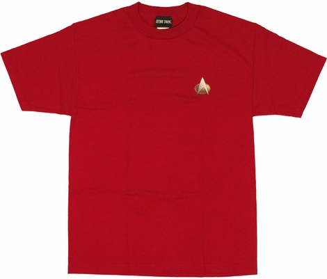 Star Trek TNG Command T Shirt