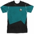 Star Trek TNG Science Sublimated T Shirt