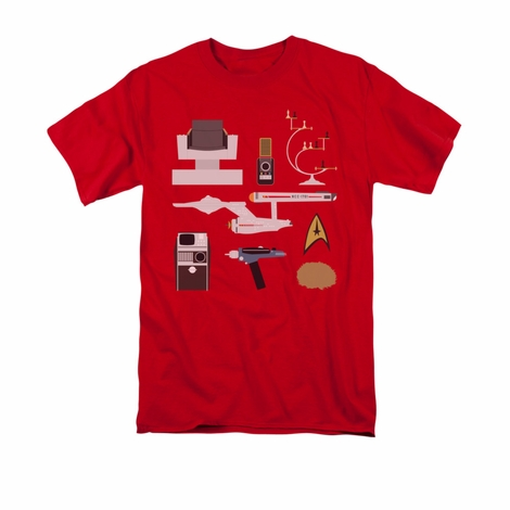 Star Trek TOS Gift Set T Shirt
