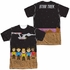 Star Trek TOS Pixel Crew FB Sublimated T Shirt