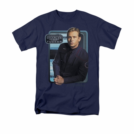 Star Trek Trip Tucker T Shirt