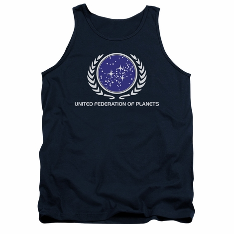 Star Trek United Federation Tank Top