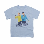 Star Trek Vintage Phasers Youth T Shirt