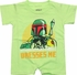 Star Wars Boba Daddy Dresses Me Romper Snap Suit