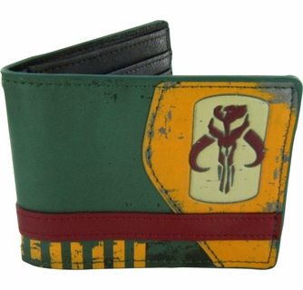 Star Wars Boba Fett Bifold Wallet