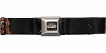Star Wars Chewbacca Shades Seatbelt Mesh Belt