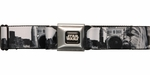 Star Wars Chewbecca Boombox City Seatbelt Mesh Belt