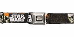 Star Wars Clone Troopers Gun Seatbelt Belt