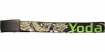 Star Wars Clone Wars Cartoon Yoda Mesh Belt