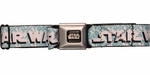 Star Wars Clone Wars Troopers Seatbelt Mesh Belt