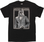 Star Wars Dapper Wookiee T Shirt