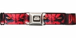 Star Wars Darth Maul Face Poses Seatbelt Belt