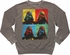 Star Wars Darth Vader Pop Art Youth Sweatshirt