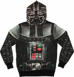 Star Wars Darth Vader Sublimated Costume Hoodie