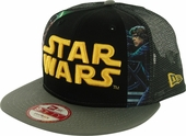 Star Wars Dye Slice Mesh 9FIFTY Hat