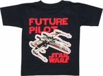 Star Wars Future Pilot Toddler T Shirt