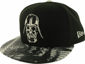 Star Wars Glow Vader 59FIFTY Hat