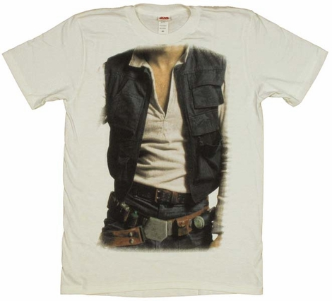 Star Wars Han Solo T-Shirt