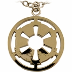 Star Wars Imperial Logo Necklace