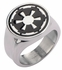 Star Wars Imperial Logo Ring