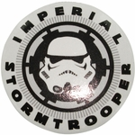 Star Wars Imperial Stormtrooper Button