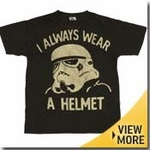 Star Wars Junk Food Shirts