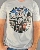 Star Wars Lego Dark Side T Shirt Sheer