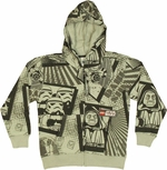 Star Wars Lego Dark Side Youth Hoodie