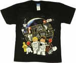 Star Wars Lego Disguises Juvenile T Shirt