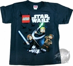 Star Wars Lego Swing Juvenile T-Shirt