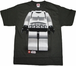 Star Wars Lego Trooper Youth T Shirt
