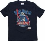 Star Wars Lego Vader Good Bad Juvenile T Shirt