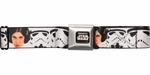 Star Wars Leia Trooper Seatbelt Belt