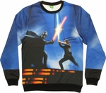 Star Wars Lightsaber Duel Sweatshirt