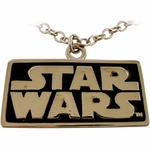 Star Wars Logo Necklace