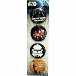 Star Wars Mixed Button Set