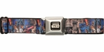 Star Wars Movie Posters Seatbelt Belt