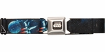 Star Wars New Hope Movie Poster Seatbelt Mesh Belt