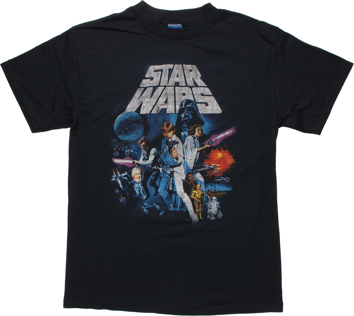 Star Wars Vintage T Shirt 50
