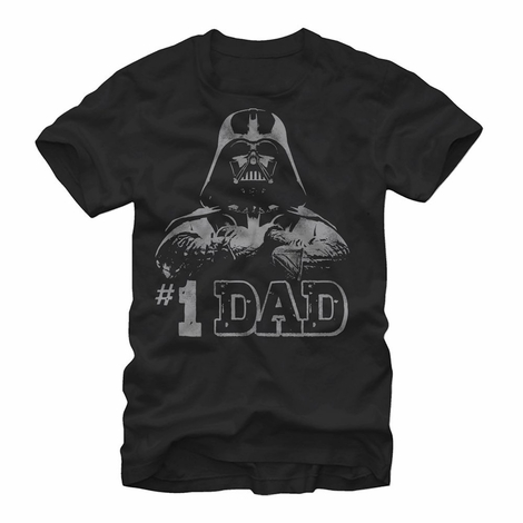 Star Wars Number One Dad T-Shirt
