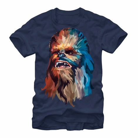 Star Wars Poly Chewie T-Shirt