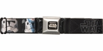 Star Wars Ranked Clone Troopers Seatbelt Belt