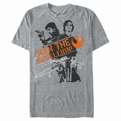 Star Wars Rogue One Rebel Join T-Shirt
