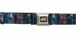 Star Wars Saga Villains Seatbelt Mesh Belt